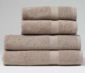 Incredibly Cheap, Indulgence 450gsm Hand Towel in Mocha
